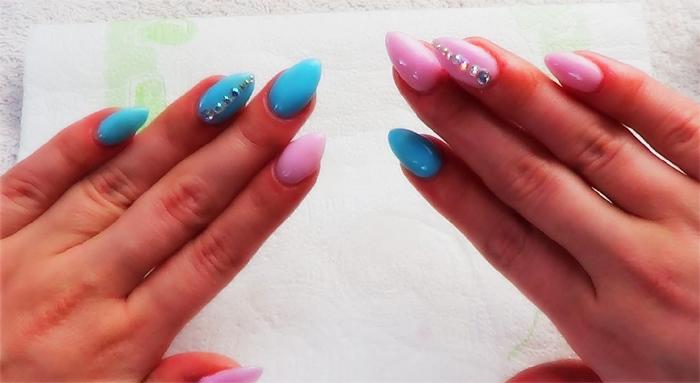 Jak zrobić paznokcie żelowe - pastele