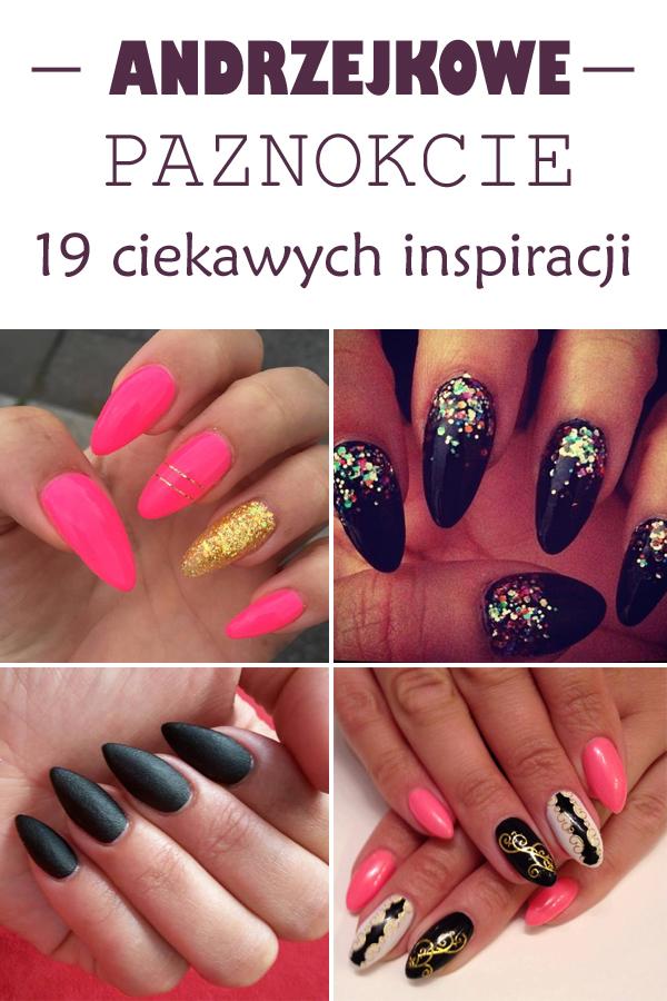 19 Inspiracji Na Andrzejkowe Paznokcie