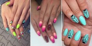 12 ciekawych inspiracji na żelowy manicure