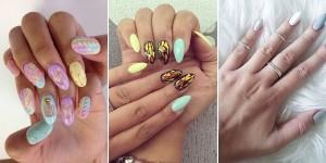 13 ciekawych inspiracji na migdałkowy manicure