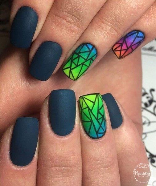 Beautiful Nails Art Wallpapers: MODA NA KWADRATOWE PAZNOKCIE POWRACA! TOP 20 Modnych