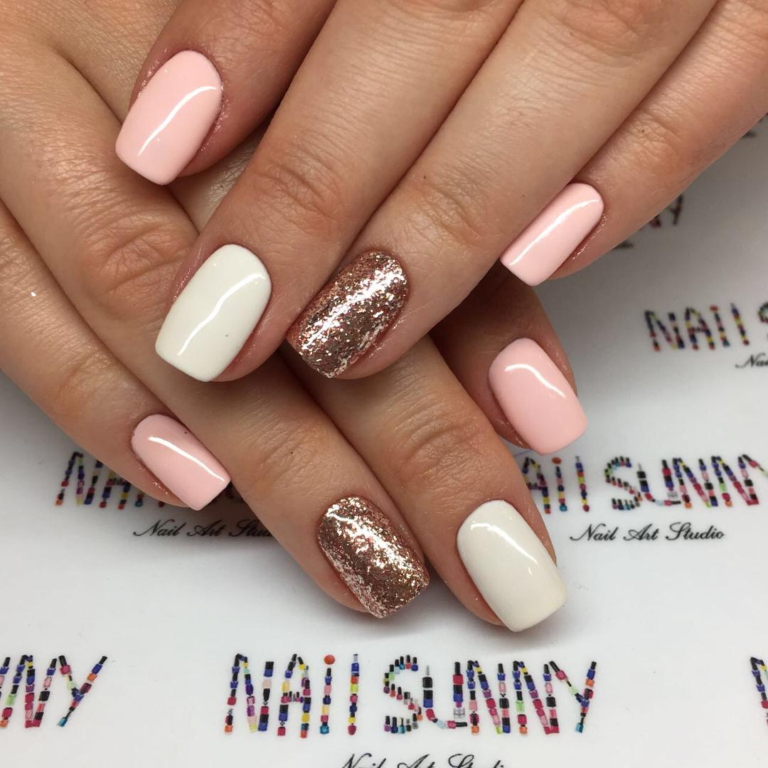 Barwny manicure na wiosnę i lato! 20 najpiękniejszych pomysłów