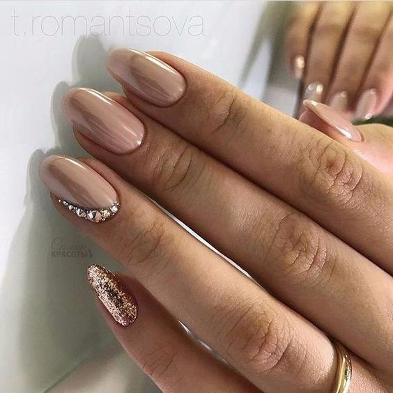 top 21 inspiracji na Ślubne paznokcie dla panny m�odej