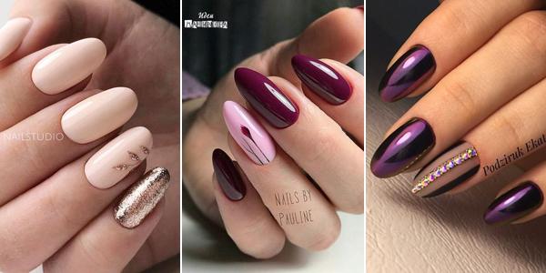 Jakie Paznokcie Na Jesień Top 24 Modne Inspiracje Na Jesienny Manicure