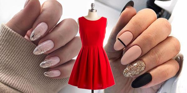 Jakie Paznokcie do Czerwonej Sukienki: TOP 30+ Najlepszych